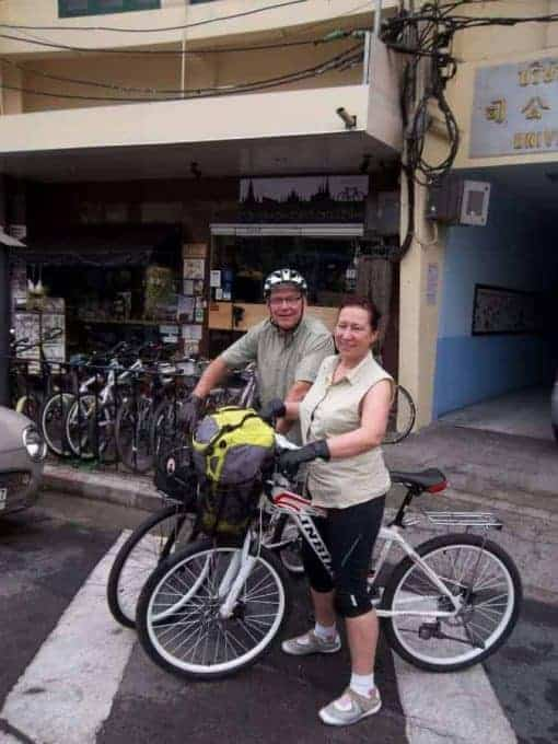 Outside Bangkok Bed and Bike - Bike Tours