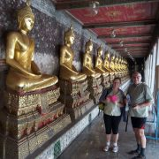 Buddhist Temples Bangkok Day Tour Bike