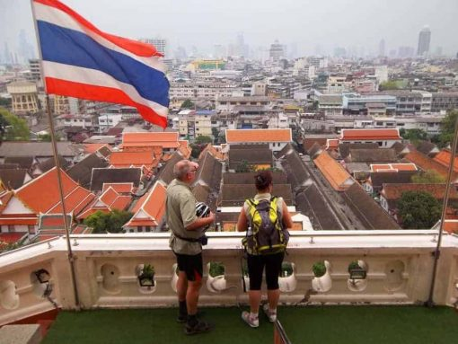Bangkok Bike Tours View Thailand