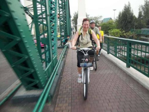 Bangkok Day Cycling Tour