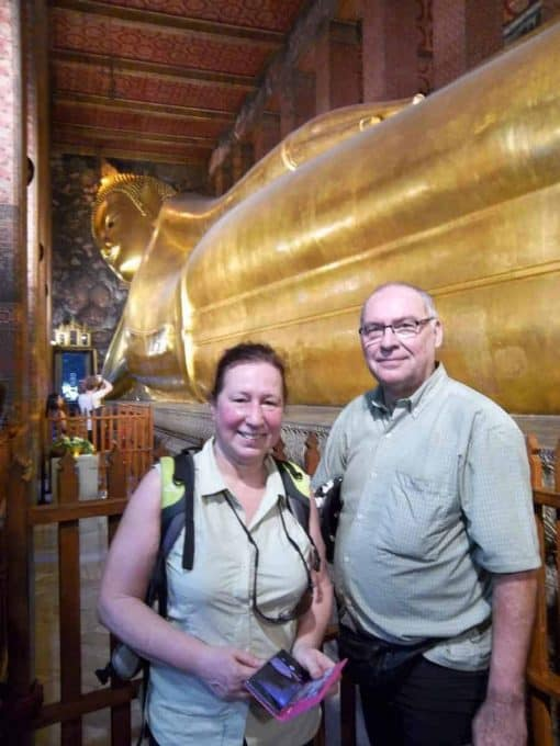 Big Buddha Grand Palace Bangkok