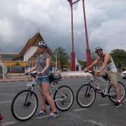 The Giant Swing – Bangkok Bike Tours