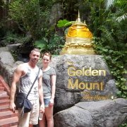 The Golden Mount – Bangkok
