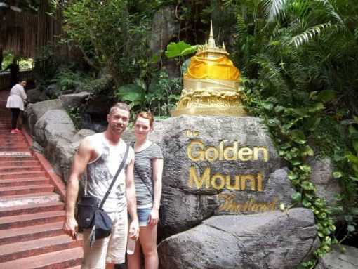 The Golden Mount - Bangkok
