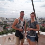View of Bangkok – Bangkok Bike Tours