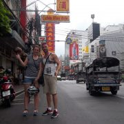Chinatown – Bangkok Bike Tours
