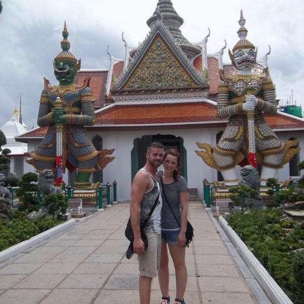 Bangkok Temple - Bangkok Bike Tours
