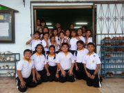 Kids at school – Samui TEFL Thailand