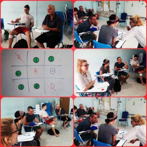 Fun and games on a TEFL Course in Koh Samui