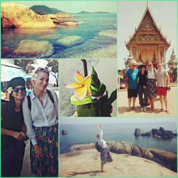 The beautiful island of Koh Samui - Samui TEFL Course