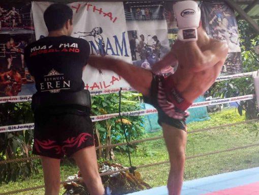 Sitjemam Gym, Pai, Thailand