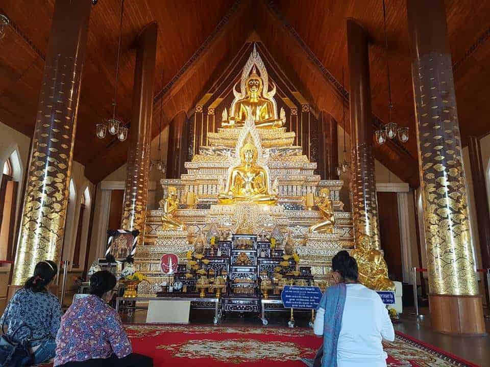 Temple in Phetchabun, Thailand