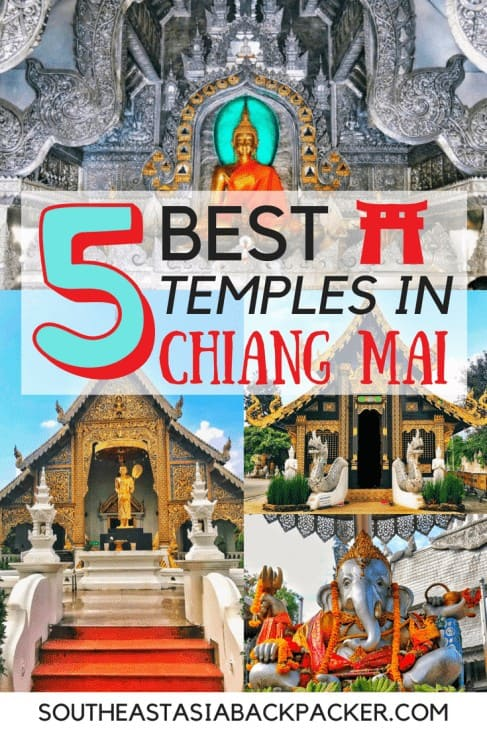 5 Best Temples in Chiang Mai