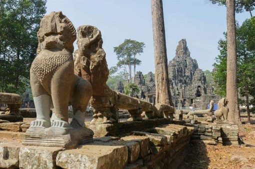 Bayon Bike Tours. Siem Reap
