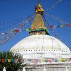 Bodnath Stupa, Kathmandu