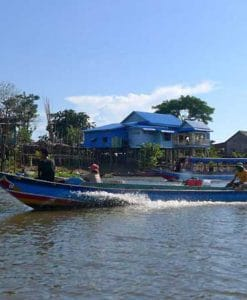 Floating villages, Siem Reap, Cambodia