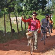 Explore Kampot on a Bike Tour with Butterfly Tours.