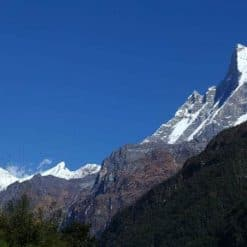 Dingboche to Lobuche, Everest Base Camp Trek