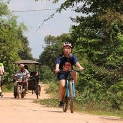 Cycling in the Cambodian Countryside Siem Reap Cycle Tours