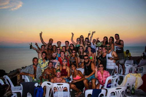 13 Day Full Moon Party Experience, Thailand