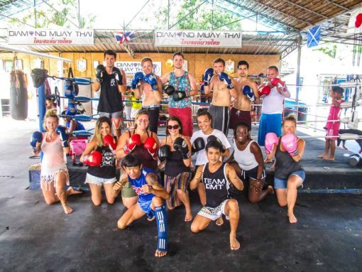 Muay Thai Boxing, Koh Phangan