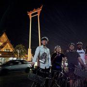 Bangkok Cycling Tour – Night Ride