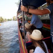 Bangkok Ferry Ride – Tour Thailand