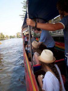 Bangkok Ferry Ride - Tour Thailand