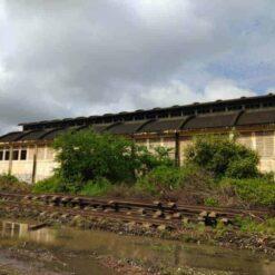 Battambang Railway Line, Cambodia.