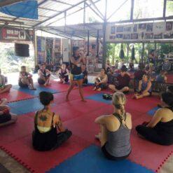 Muay Thai Training in Pai, Thailand