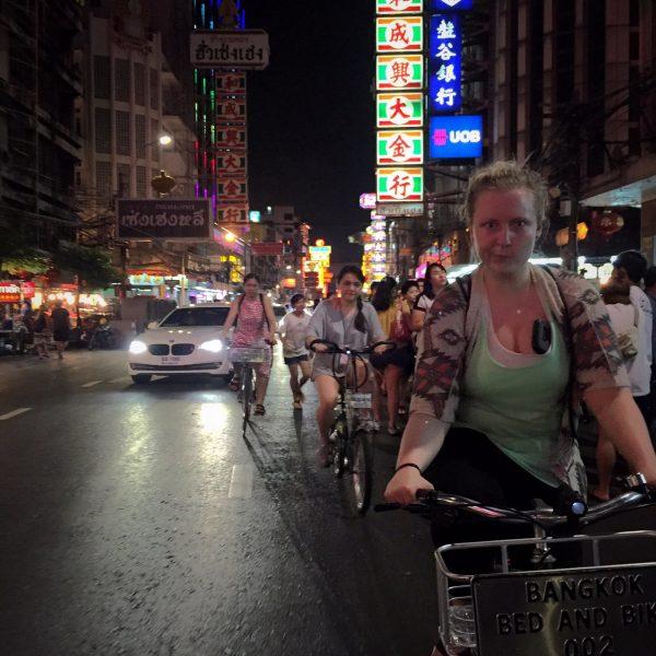 Bangkok Bike Tour - Chinatown