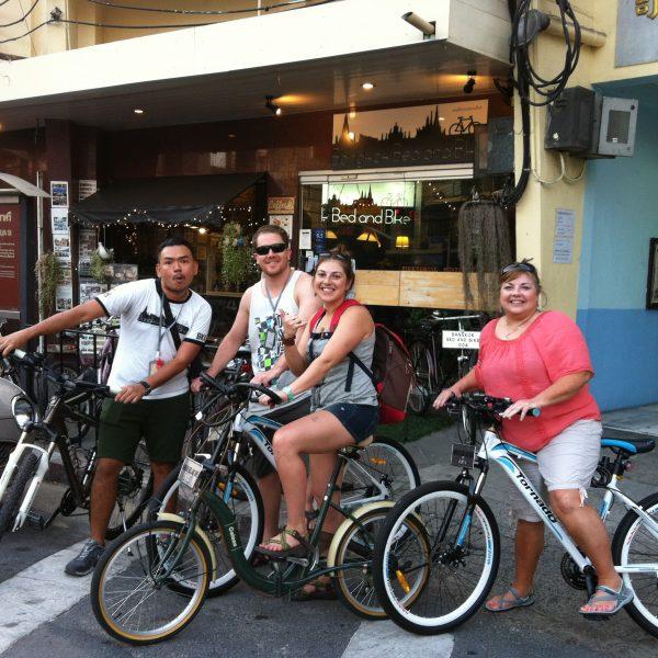 Bangkok Bike Tour - Bangkok Bed and Bike