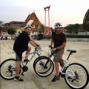 Bangkok Bike Tour Grand Palace