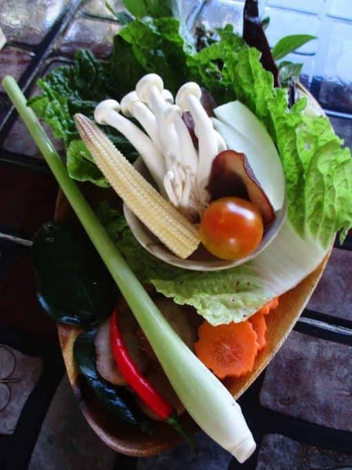 Thai Cooking Class - Trichada Chiang Mai