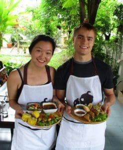 Thai Cooking Class - Trichada