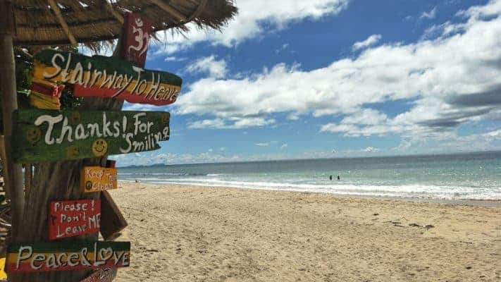 Soak up some peace and love at Rasta Baby!