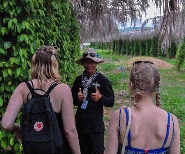 Kampot, Cambodia - Butterfly Bike Tours