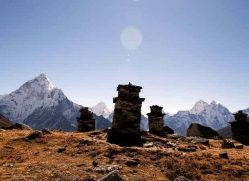 Phakding to Namche Bazaar Everest Base Camp Trek