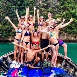 Boat Trip, Koh Phi Phi, Thailand