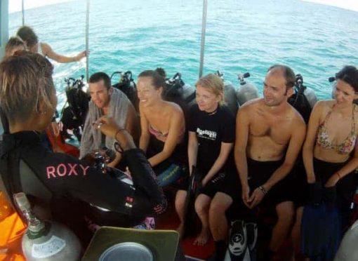 Roctopus SSI Dive Master - Koh Tao, Thailand