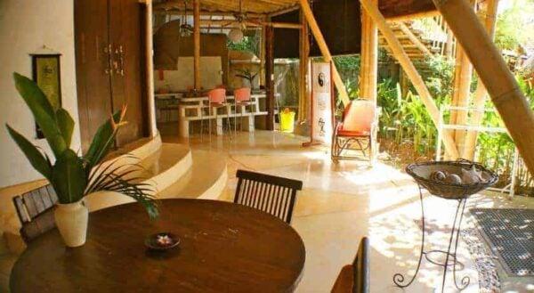 Serenity Eco retreat