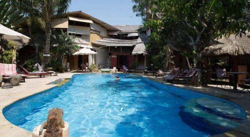 Serenity Yoga Swimming Pool