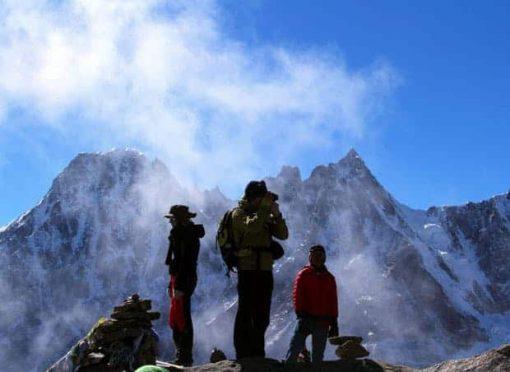 Tyangboche to Dingboche, Everest Base Camp Trek