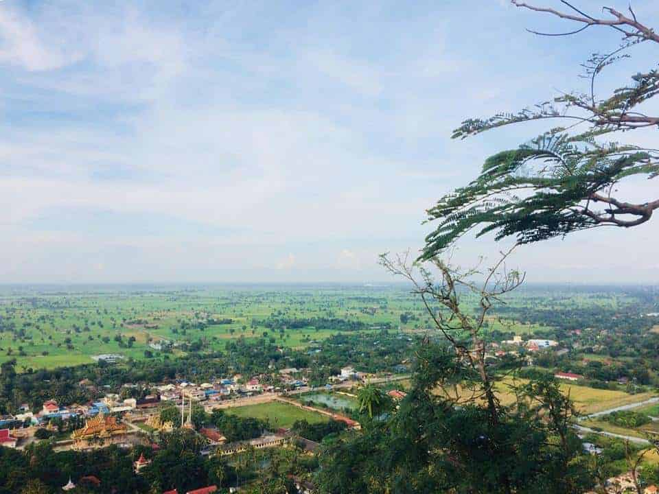 Bat Cave of Battambang Views