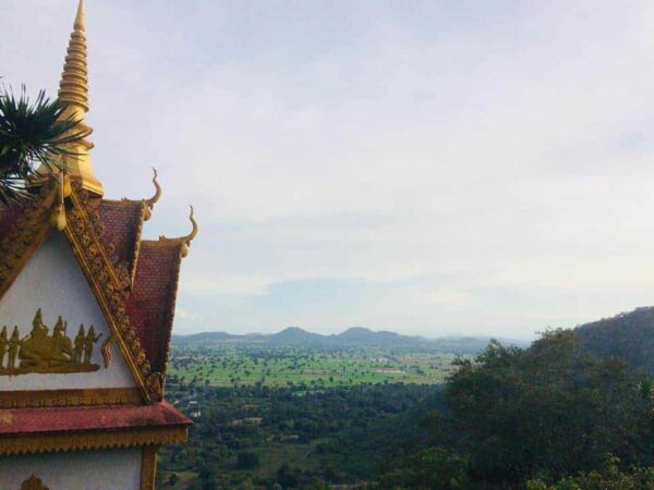 Views from the Bat Cave Battambang