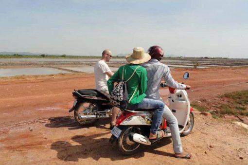 Motorbike Adventures in Kampot