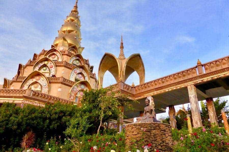Wat Pha Sorn Kaew temple, Thailand