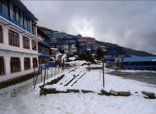 Poon Hill Guesthouse, Nepal