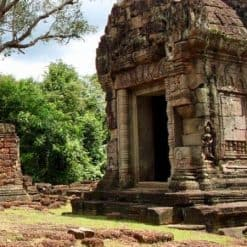 Temple Trails of Angkor Complex