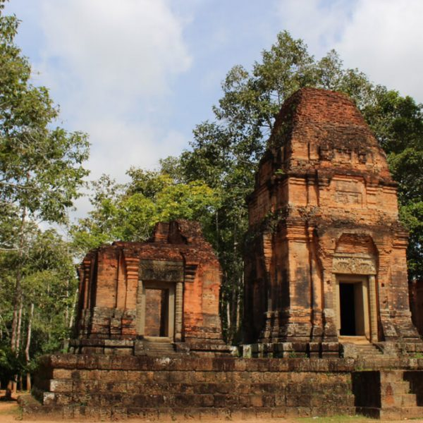 Temple Trails of Angkor